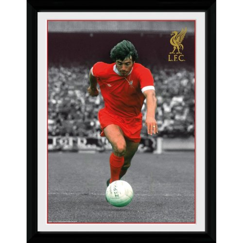 Liverpool Keegan Framed Print