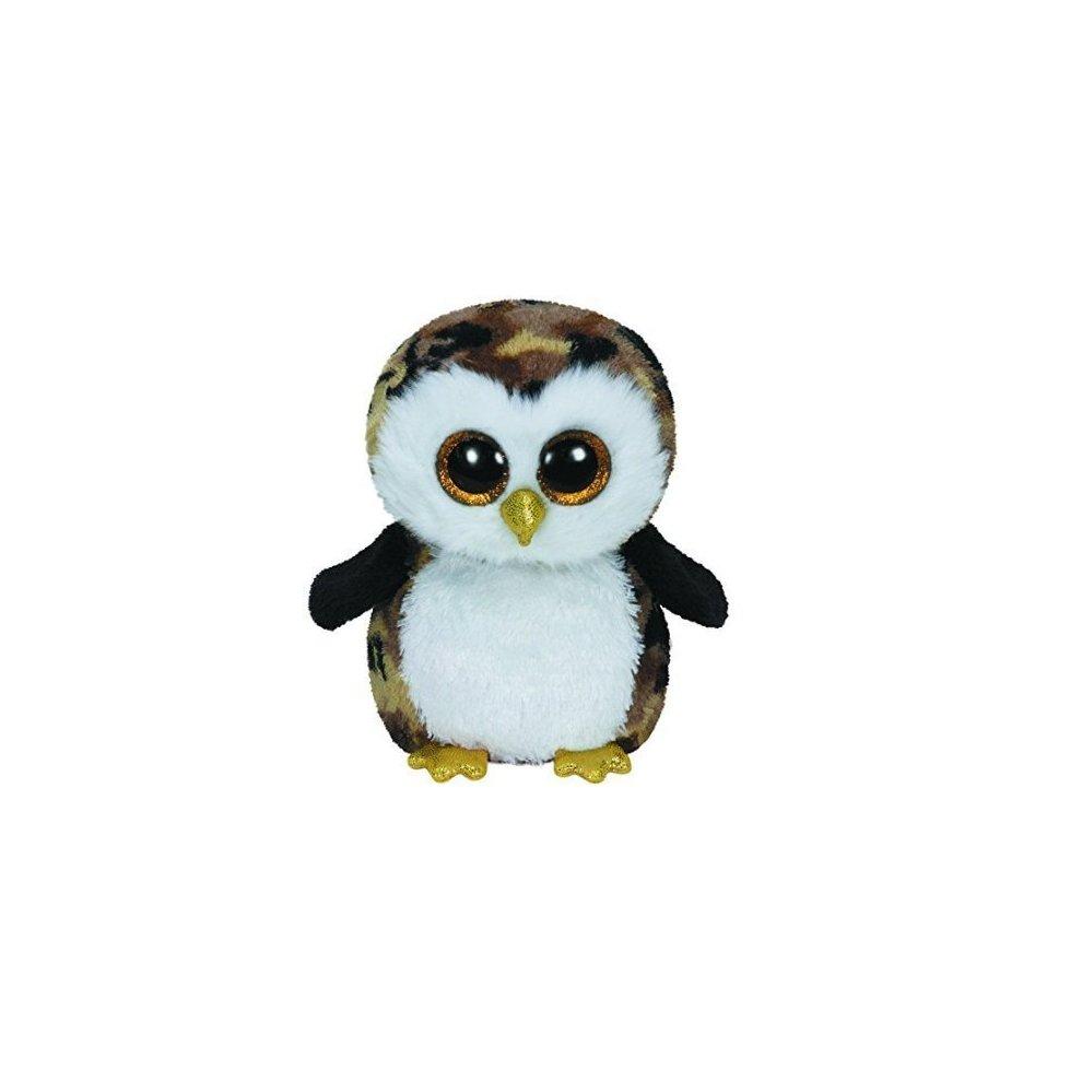9a44a42c872 Ty Beanie Boos Owliver the Camo Owl Medium Plush on OnBuy