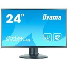 "Iiyama Prolite Xb2481hs-b1 23.6"" Full Hd Va Matt Black Computer Monitor Led Display"