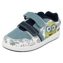 Minions Denim Style Trainers