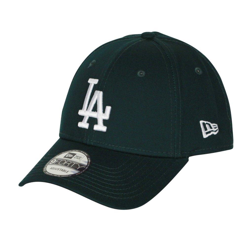 New Era League Essential 9Forty Adjustable Cap ~ LA Dodgers on OnBuy e6d65621671
