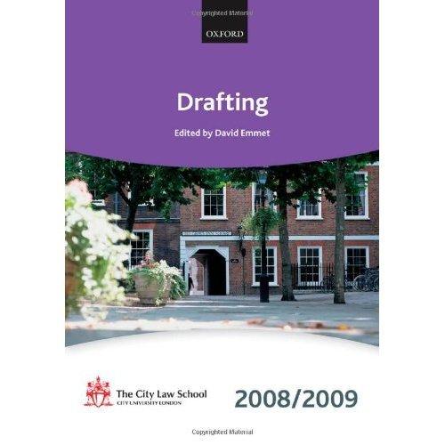 Drafting 2008-2009: 2008 Edition (Bar Manuals)