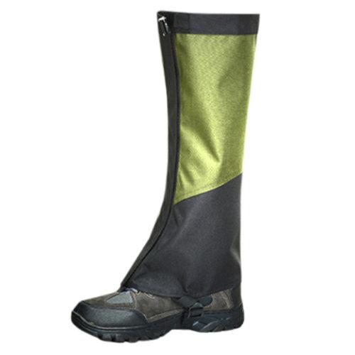 Outdoors Sport Shoe Gaiters Leg Gaiter Waterproof & Windproof Foot Strap(1 Pair)