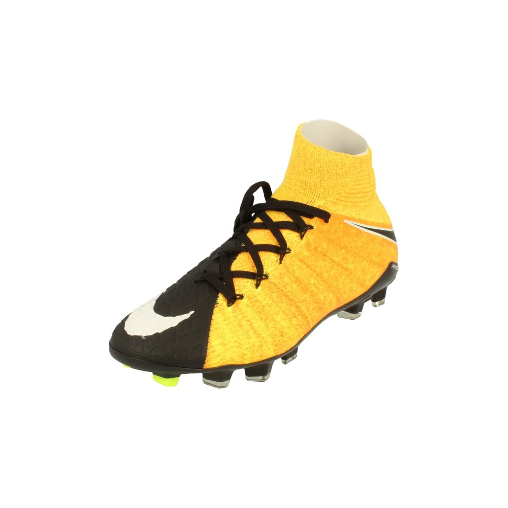 magasin en ligne 3236b 11226 Nike Junior Hypervenom Phantom 3 Df FG Football Boots 882087 Soccer Cleats
