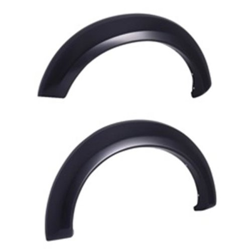 EGR 751504F Rugged Look Fender Flare Set of 2 No-Drill - Front