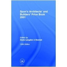Spon's Architects' and Builders' Price Book 2001 (spon's Price Books)