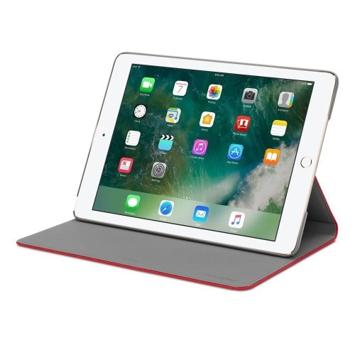 Logitech HINGE folio case anyangle iPad Air 2 - RED