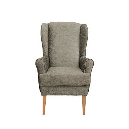 MAWCARE Darcy Orthopaedic High Seat Chair - 21 x 21 Inches [Height x Width] in Darcy Fawn (lc21-Darcy_d)