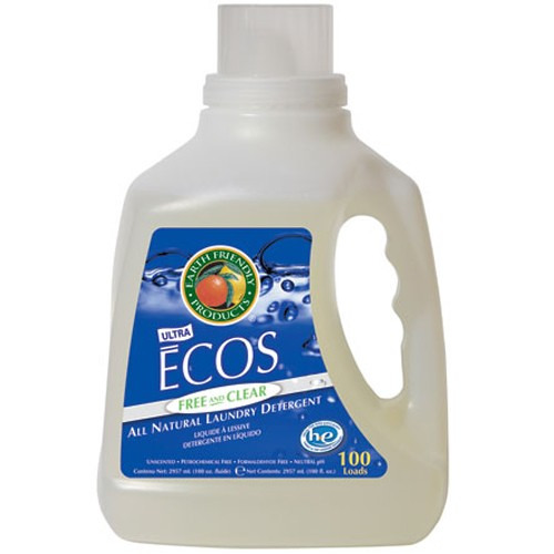 Earth Friendly Products Ecos Laundry Liquid Fragrance Free 50 Wash