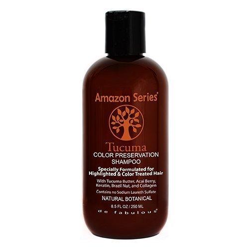 Amazon Series Tucuma Color Preservation Shampoo 8.5 Fluid Ounce