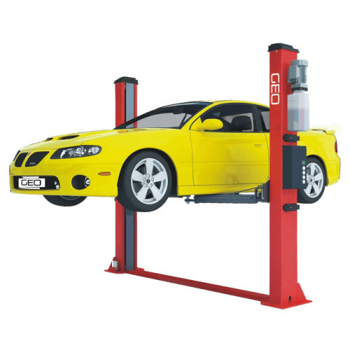 4 Tonne Electric Release 2 Post Car Lift