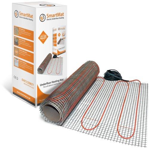 SmartMat 100w/m2 5.0m2 500w Underfloor Heating Mat