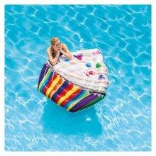 Intex 58770 Cupcake Mat Floating Mattress for the Pool or Beach