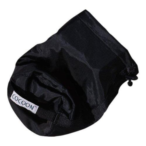Cocoon Pillow Stuff Sack Nylon Shell Fleece Lining (Medium)