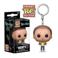 Rick & Morty - Morty Pocket Pop! Keychain Keyring FUNKO