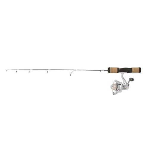 Frabill 3769718 26 in. Fin-S Pro Light Ice Fishing Rod & Reel Combo
