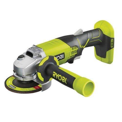 Ryobi 5133001903 R18AG0 ONE+ 18V 115mm Angle Grinder 18 Volt Bare Unit
