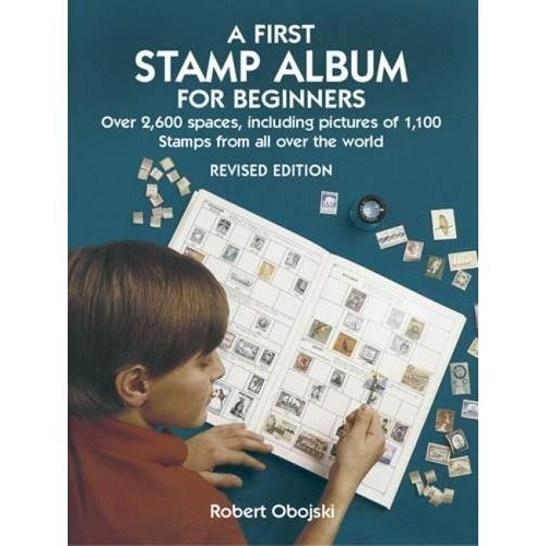 A First Stamp Album for Beginners (Dover Children's Activity Books)