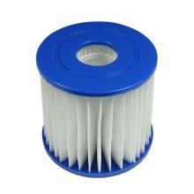 Jilong 1 X Pool Pump Filter Cartridge Cleaner 84 mmX 78Mm
