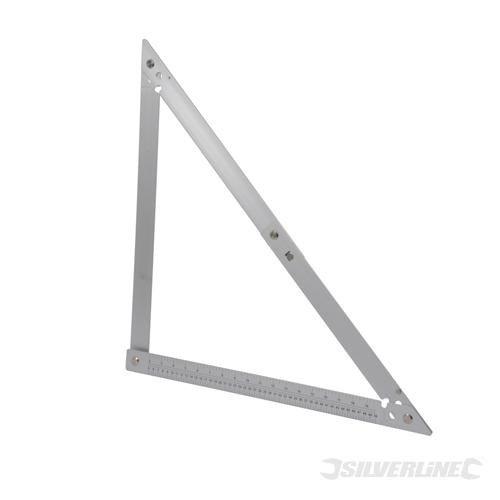 Silverline Folding Frame Square 1200mm - 732100 -  folding frame square silverline 1200mm 732100