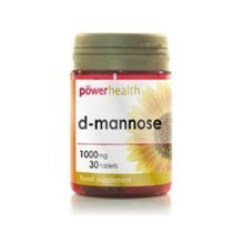 Power Health D Mannose 1000mg - 30 Tablets