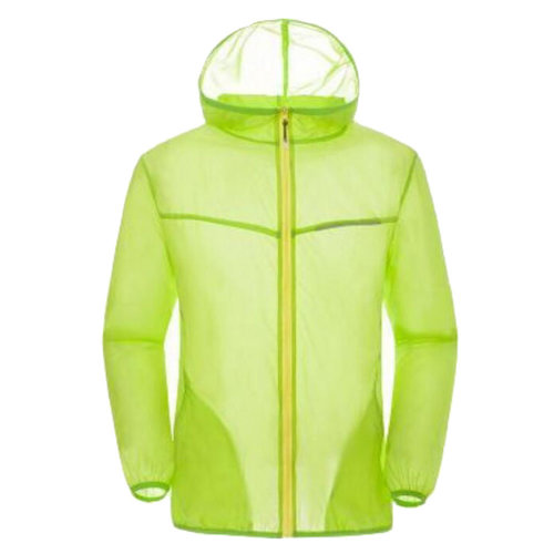 Sun Protective Clothing Women's Clothing Long Sleeve Shirts Raincoat Fluorescent