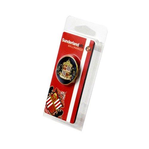 Sunderland AFC Official Football Crest Golf Ball Marker