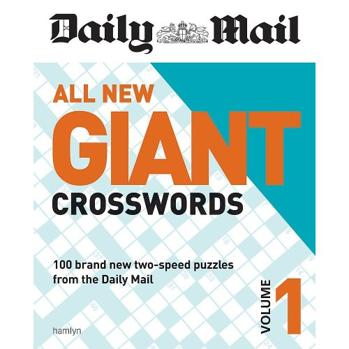 Daily Mail All New Giant Crosswords 1 (The Daily Mail Puzzle Books)