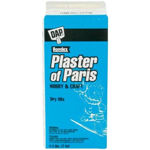 Plaster Of Paris 4.4lb Box-White