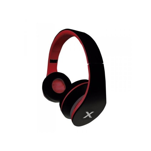 Approx Dj Jazz Black,red Supraaural Head-band Headphone