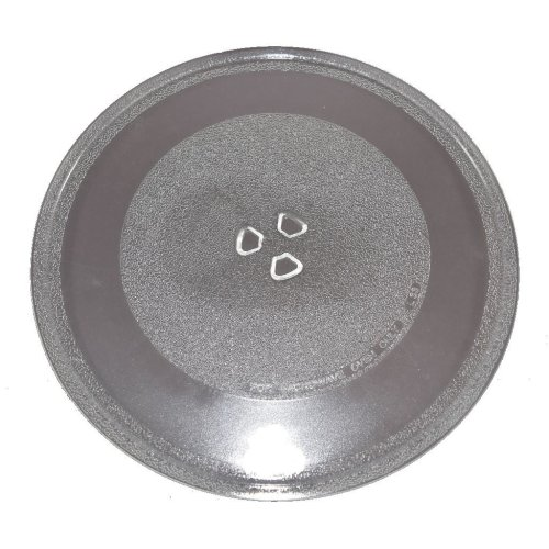 Microwave Turntable Glass 320mm Fits Hotpoint and Indesit Universal