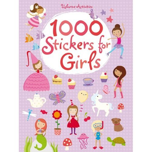 1000 Stickers for Girls (1000s of Stickers)