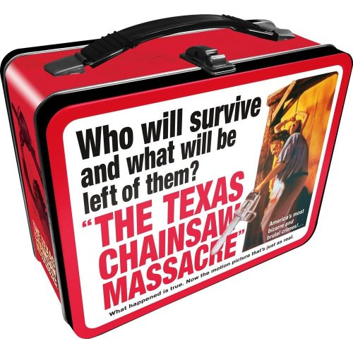 Lunch Box - Texas Chainsaw Massacre Large Gen 2 Fun Tin Case 48150