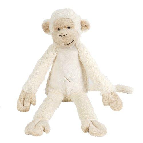 Happy Horse 130140 - Mickey Monkey Cuddly Toy, Ivory Colour