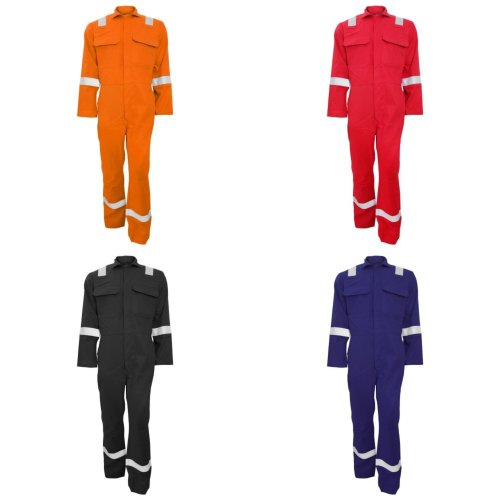 Portwest Bizweld Iona Flame Resistant Work Overall/Coverall