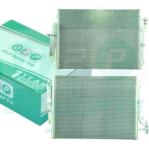 CONDENSER (AIR CON RADIATOR) RANGE ROVER SPORT, LR DISCOVERY 3 & 4 2.7 DIESEL