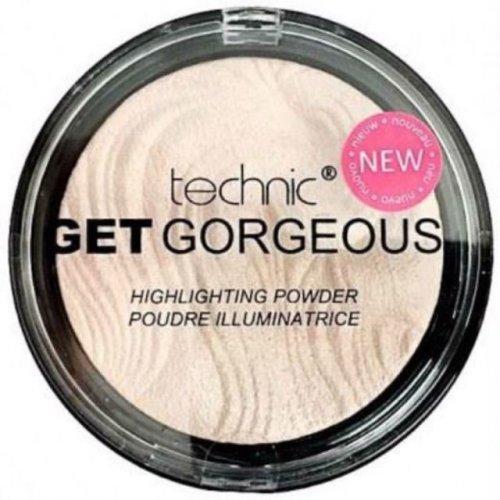 Technic Get Gorgeous Highlightening Powder