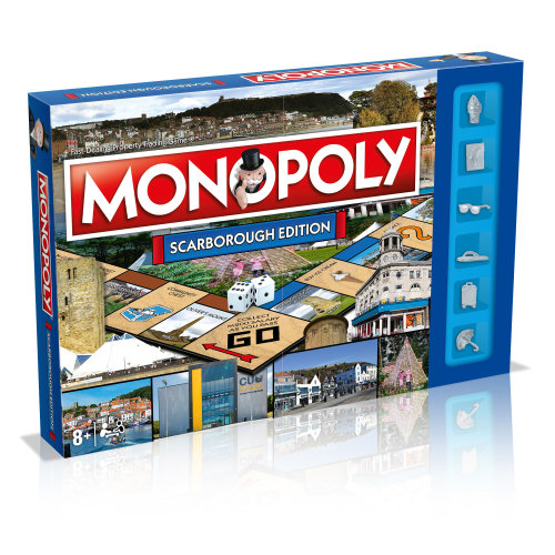 Scarborough - Monopoly Board Game