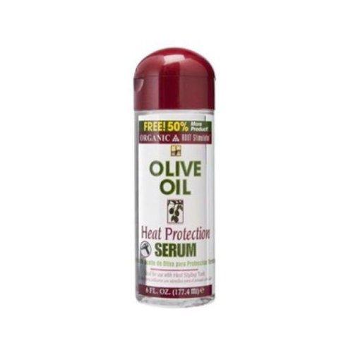 Organic Root Stimulator Olive Oil Heat Protection Serum 177ml
