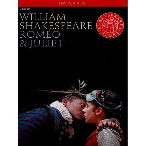 Shakespeares Globe: Romeo and Juliet [globe on Screen] [dvd] [2010]