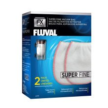 Fluval FX Gravel Vac Bag - Super Fine x2