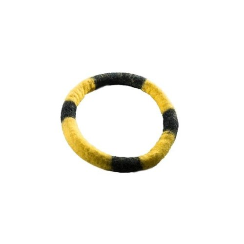 Le Sharma LSBR-05 7 in  Eco-Ring, Black & Yellow on OnBuy