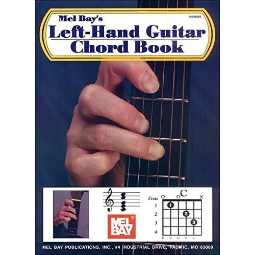 Left-Hand Guitar Chord Book