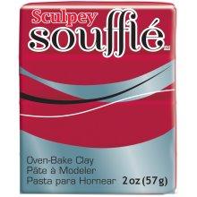 Sculpey Souffle Clay 2oz-Cherry Pie