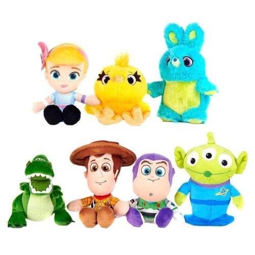 Toy Story 4 Character Plush Toys: Bo-Peep