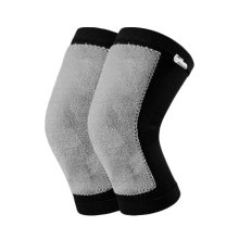 Unisex Knee Brace Pads Winter Warm Thermal Knee  with Plush and Thickened#3