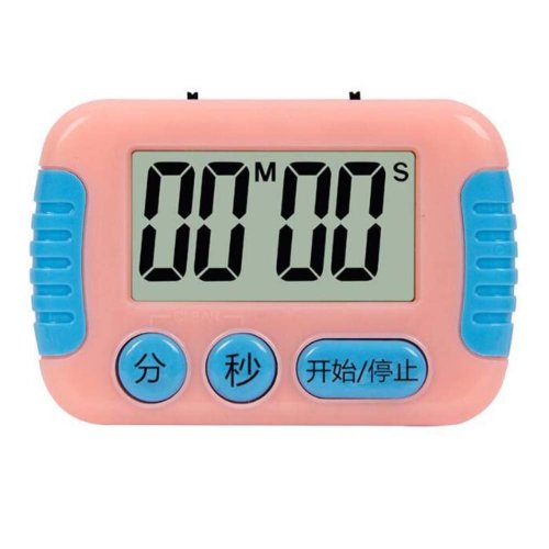 Kitchen Timer/Reminder/Student Electronic Stopwatch/Countdown Timer,C04