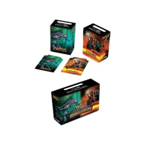 Ultra Pro MAGIC: The Gathering Duel Deck Box Phyrexia vs. the Coalition