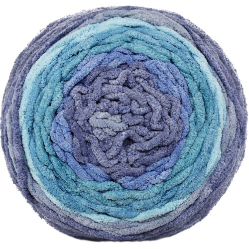 Bernat Blanket Ombre Yarn-Shade Blue Ombre