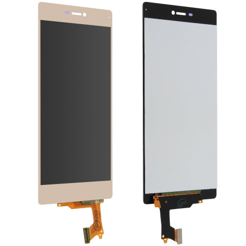 LCD replacement part with touchscreen for Huawei P8 – Gold